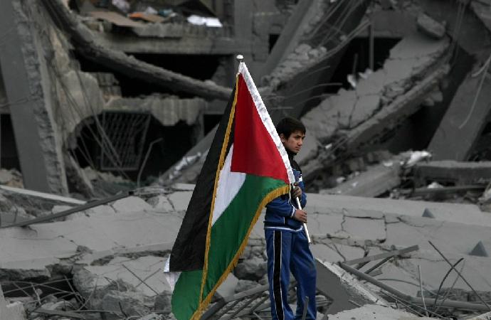 Endonezya'da Hükümete Filistin konusunda taviz verme çağrısı