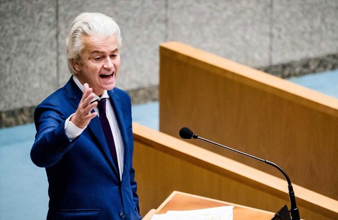 Wilders'ın Erdoğan paylaşımına Ankara'dan sert tepki