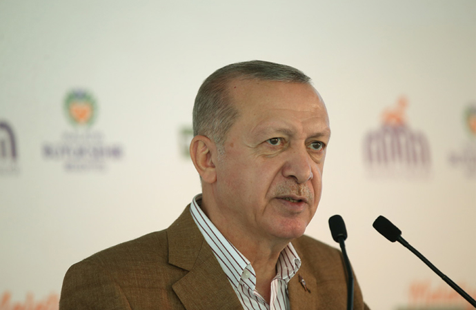 Erdoğan'dan Wilders'a: Milletvekili müsveddesi