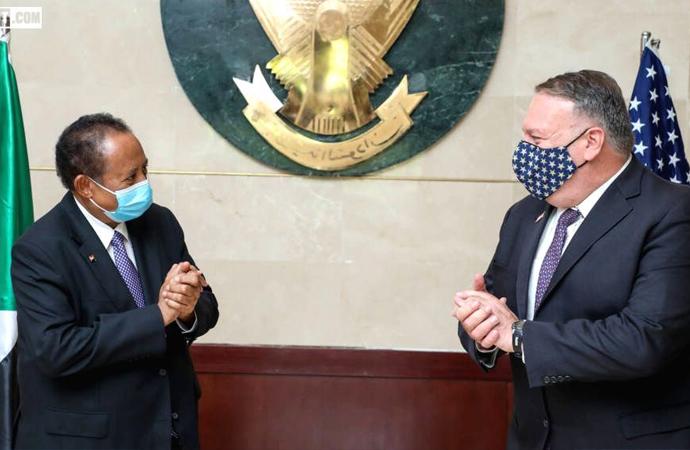 Sudan hükümeti: Ekonomik açıdan büyük fırsatların kapısı açıldı