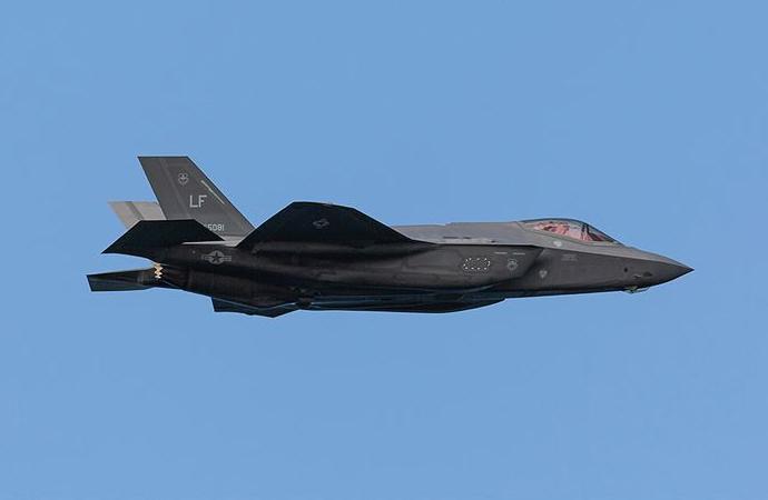 İsrail bölgedeki hava üstünlüğü için ABD'den F-22 istedi