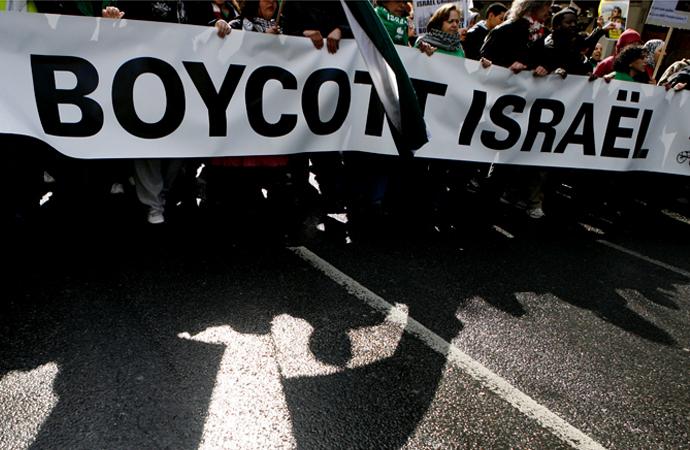 İsrail: Fransa'ya boykot, bize yapılan boykota benziyor