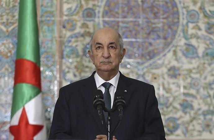Cezayir Cumhurbaşkanı Tebbun, Almanya'ya nakledildi