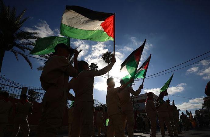 Hamas: İsrail'in ilhak planını kademeli olarak uygulamasına ABD destek veriyor