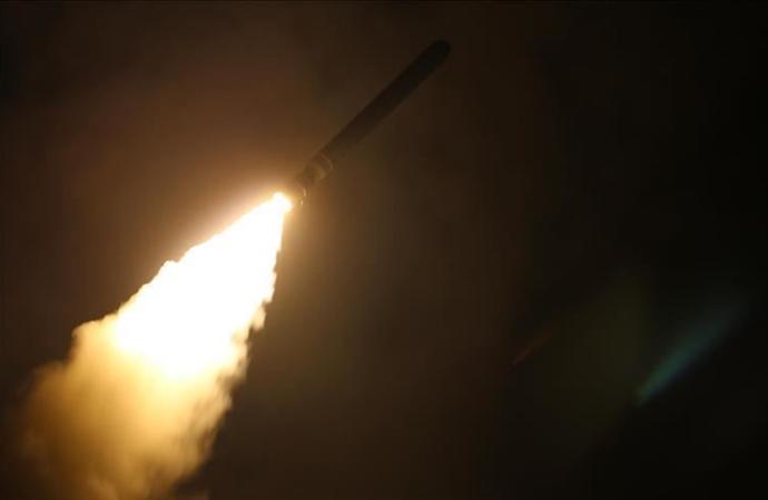 ABD, kıtalararası balistik füze test etti