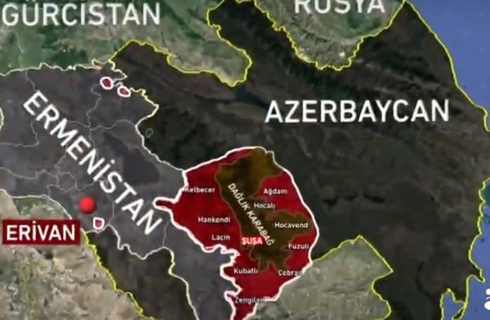 Azerbaycan, önemli ve tarihi kent Şuşa'ya ilerliyor