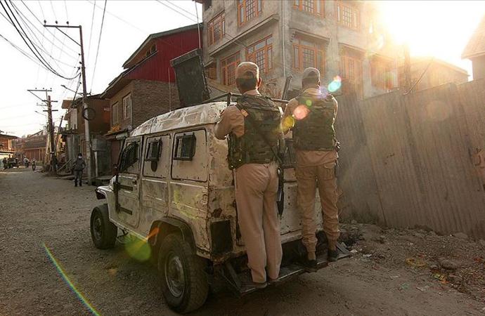 Cammu Keşmir, toprak mülkiyeti yasalarını protesto için genel grevde