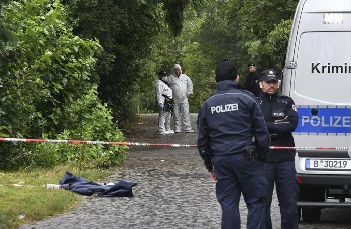 Çeçen komutanı vuran Rus katilin davası Almanya'da başlıyor