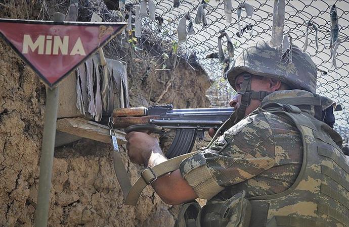 Azerbaycan, Cebrail kentini Ermenistan işgalinden kurtardı
