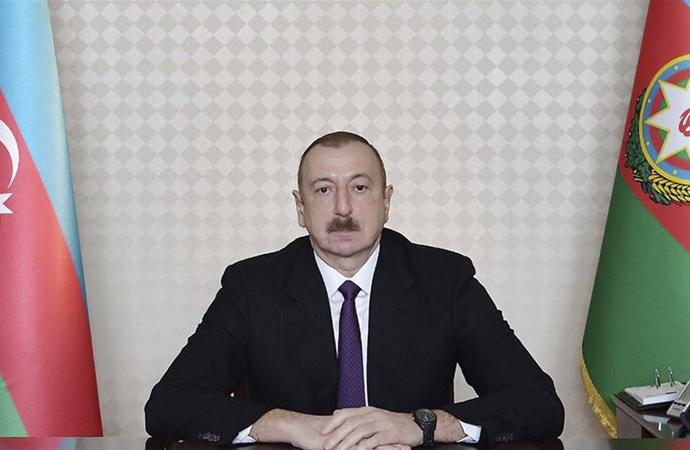 İlham Aliyev, operasyonların durması için Azerbaycan'ın şartlarını açıkladı