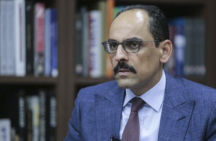 """""""Türk-Amerikan ilişkilerinin dayandığı üç, dört temel ilkemiz var"""""""