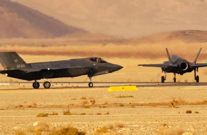 İsrail, ABD'nin Katar'a F-35 satmasını istemiyor