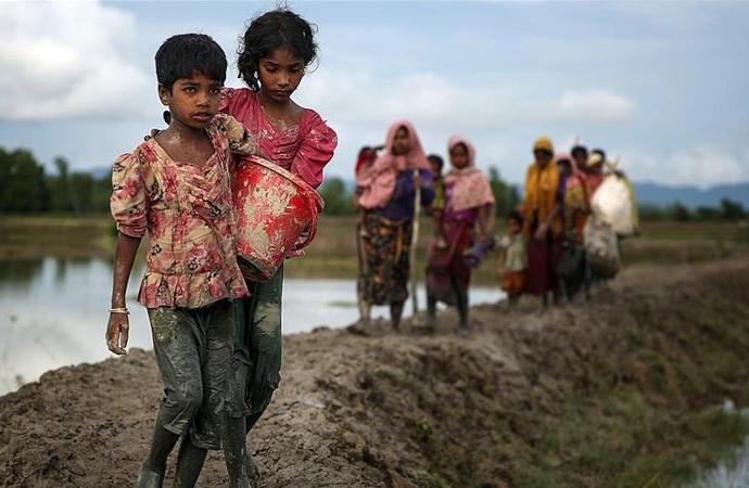 Myanmar'da Müslümanlara yönelik saldırılara ilişkin yeni kanıtlar
