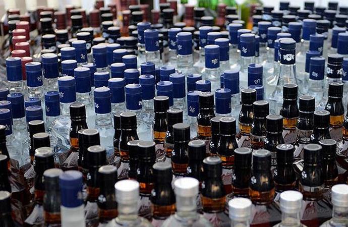 Sahte içkiden ölüm sayısı 34'e yükseldi