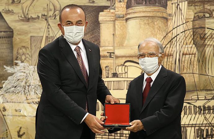 Gazeteci Sami Kohen'e ödül
