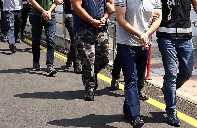 FETÖ'nün hava kuvvetleri ve sahil güvenlik yapılanmasına operasyon: 89 gözaltı