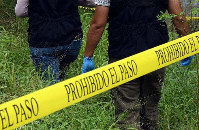 Meksika'da hafta sonu 114 kişi cinayete kurban gitti