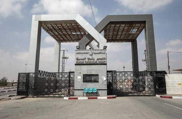 Gazze, Refah Sınır Kapısının daimi açılması için çalışıyor