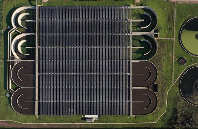Güneş enerjisi sistemi 1 milyon lira tasarruf sağladı