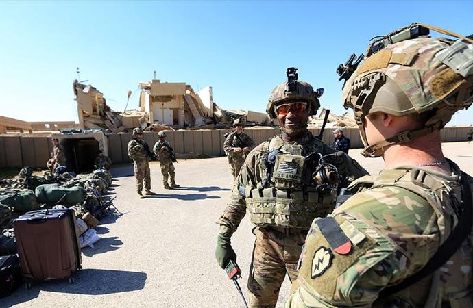 ABD'nin dünya polisliği: 320 binden fazla ABD askeri ülke dışında