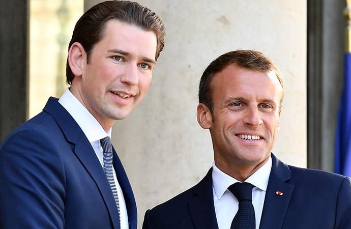 Macron ve Kurz'un İslam karşıtlığı