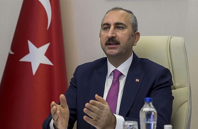 Adalet Bakanı Gül: 'Hassas dengenin farkındayız'