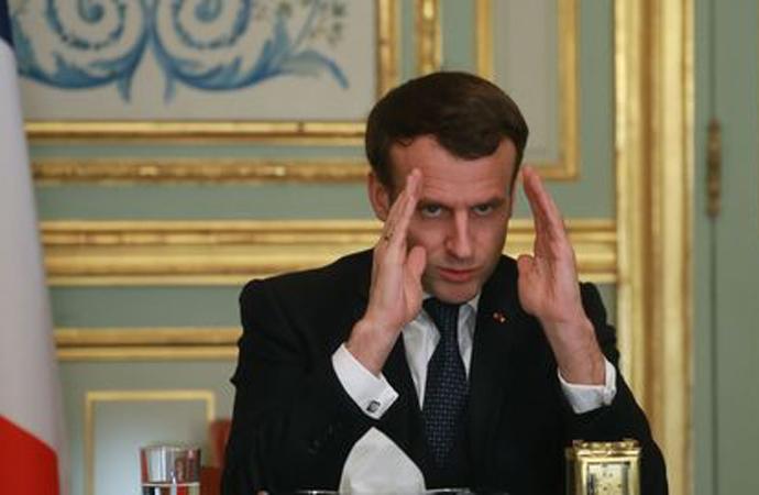 Macron, Afrika'nın Fransa'ya kızgınlığını Türkiye ve Rusya'ya bağladı