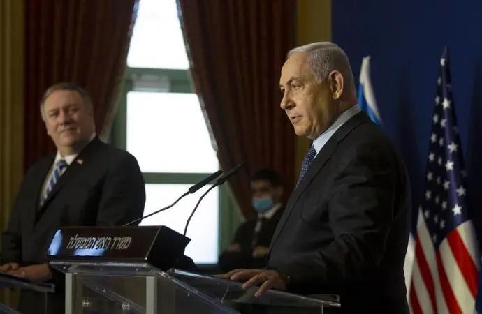 Netanyahu dün Suudi Arabistan'a gitti iddiası