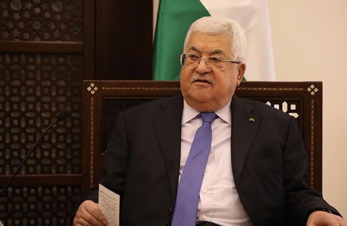 Mahmut Abbas'tan Pakistan'ın tavrına övgü
