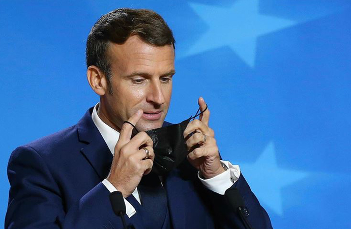 Fransız entelektüellerden Macron'a tepki: Bunun için oy vermedik