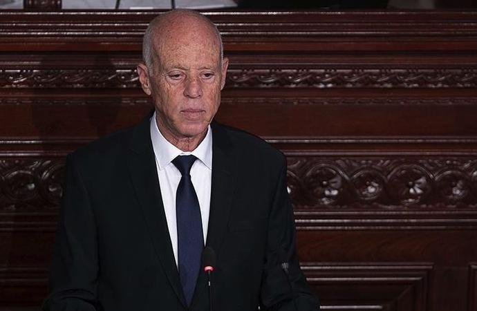 Tunus Cumhurbaşkanı: Normalleşme ifadesine karşıyım
