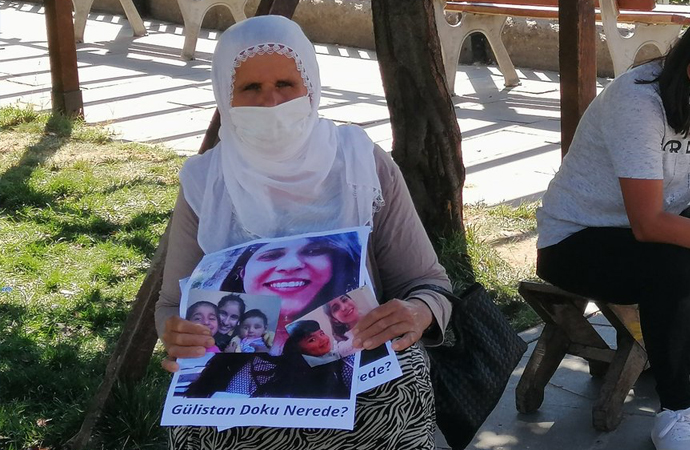 Kayıp Gülistan Doku'yu arama çalışmalarına son verildi