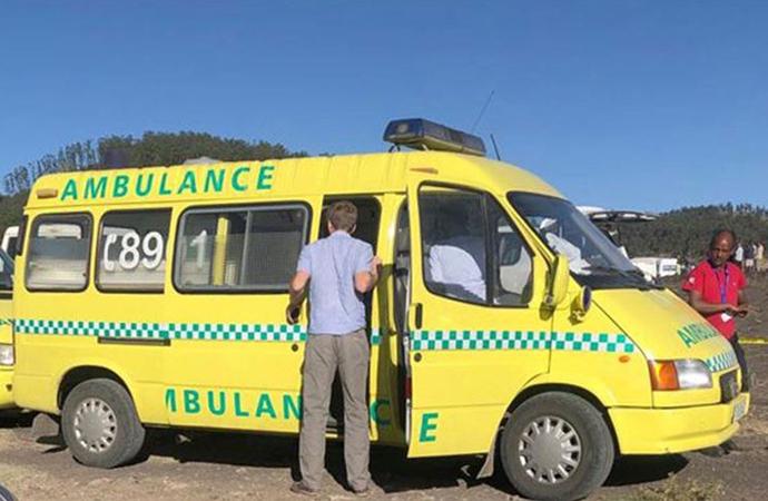 Etiyopya'da yolcu otobüsüne silahlı saldırıda 34 kişi hayatını kaybetti