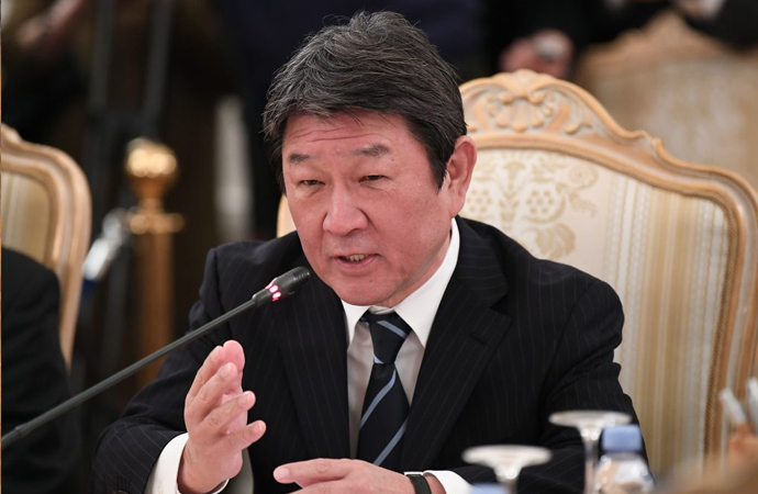 Japonya'dan Afganistan'a 720 milyon dolar bağış sözü