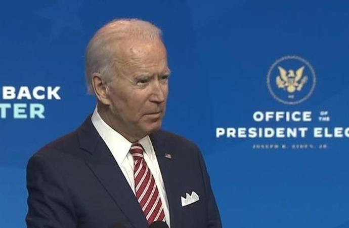 Biden'ın ekibine günlük istihbarat brifingi verilecek