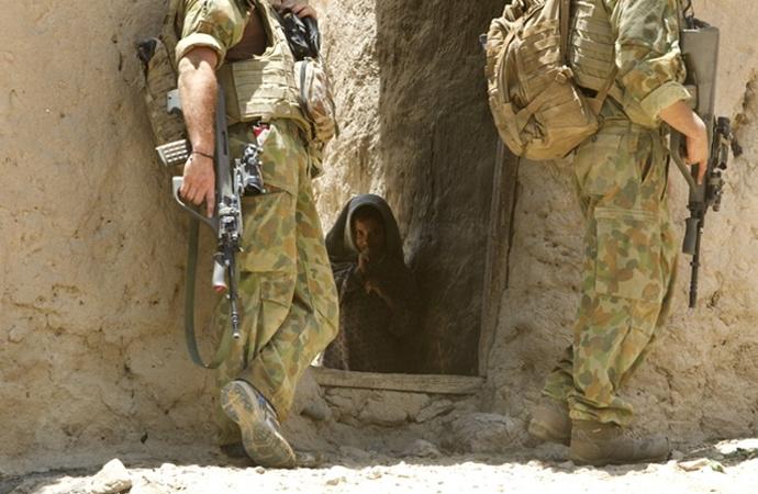 Avusturalyalı askerlerin suçları, yabancı askerlere öfkeyi artırdı