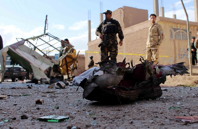Afganistan'da bombalı araç saldırısı: 31 ölü