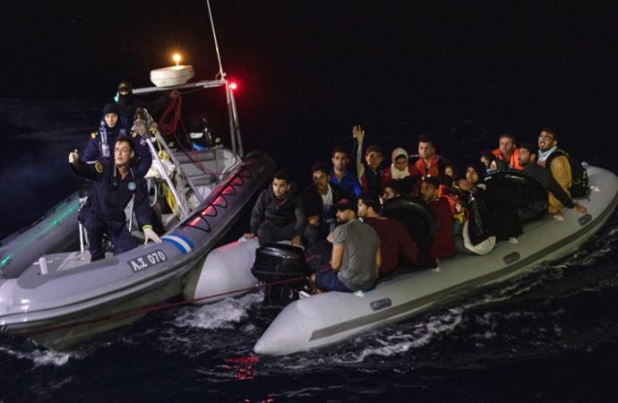Alman polisi Yunanlılara destek verdi iddiası