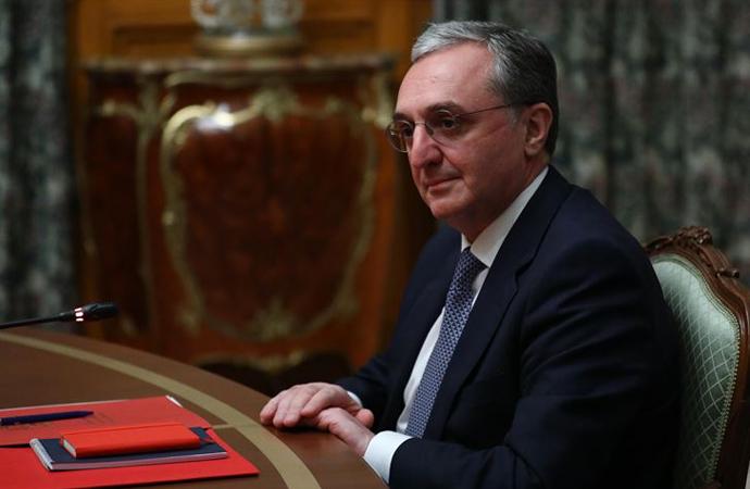 Ermenistan Dışişleri Bakanı istifa etti