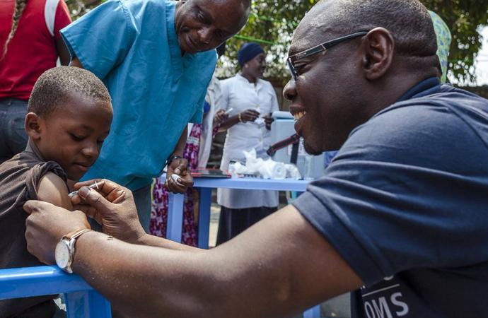 'Afrika'da sıtmadan ölenlerin sayısı Covid-19 kaynaklı ölümleri geçebilir'
