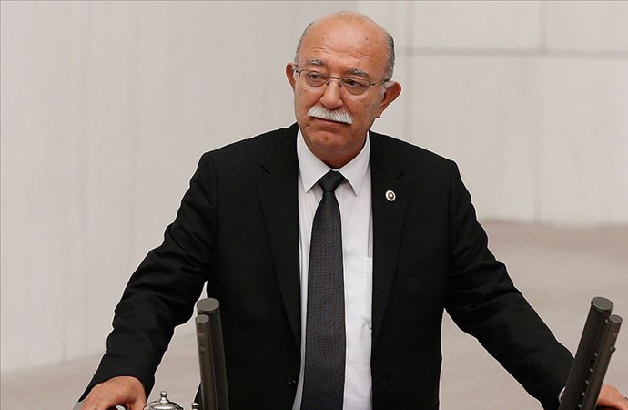 İYİ Parti Adana Milletvekili İsmail Koncuk partisinden istifa etti