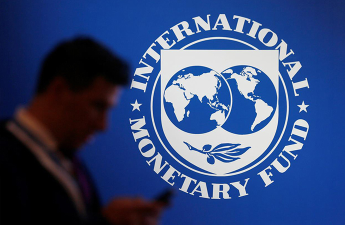 IMF 2020 yılında 83 ülkeye borç verdi