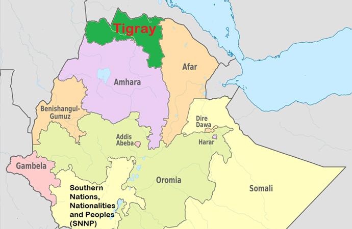 Etiyopya hükümeti operasyonun 'son aşamasına' geçiyor