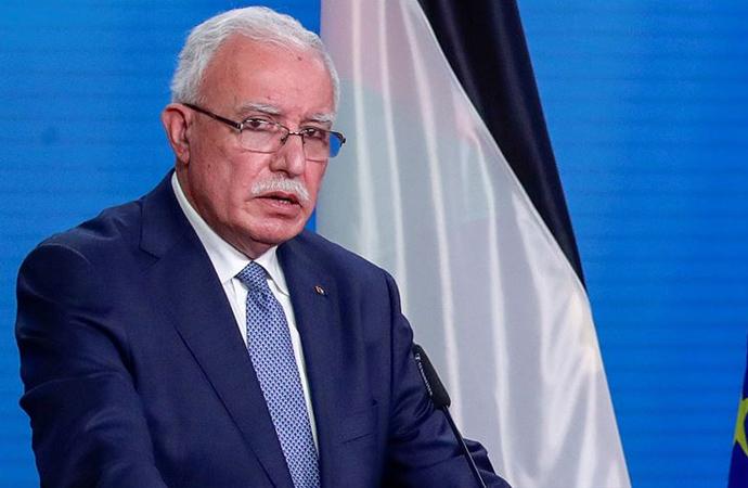 Filistin yeni ABD yönetimiyle pozitif ilişki kurmayı hedefliyor