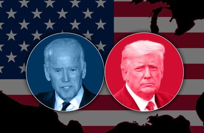 ABD'liler Trump'ın kaybetmesinden mutlu anketi