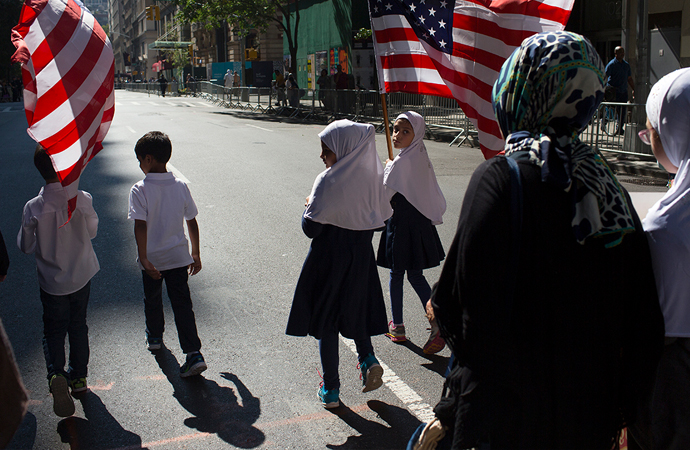ABD'de Müslüman seçmen de oy vermeye hazırlanıyor