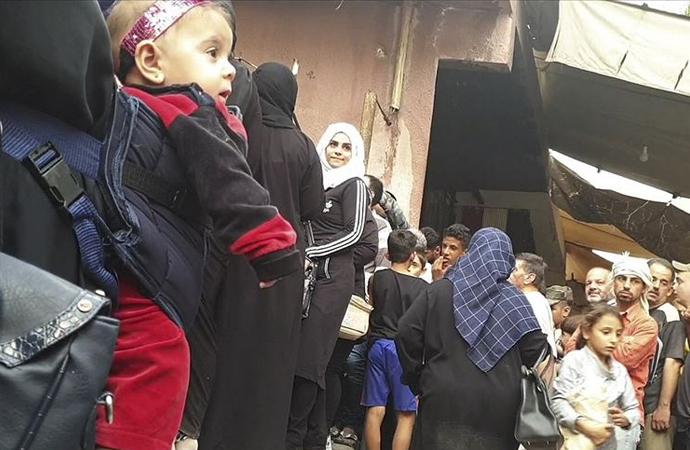 ABD Suriye'deki ekmek krizinden Esed rejimini sorumlu tuttu