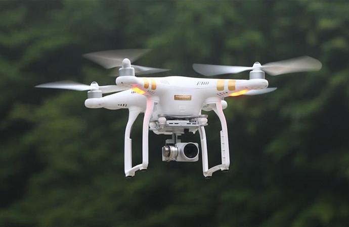 Drone pazarının 2030'larda beklenen tahmini büyüklüğü