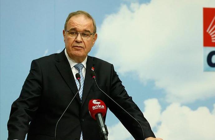 CHP Sözcüsü Öztrak: Türkiye'den derhal özür dilenmelidir