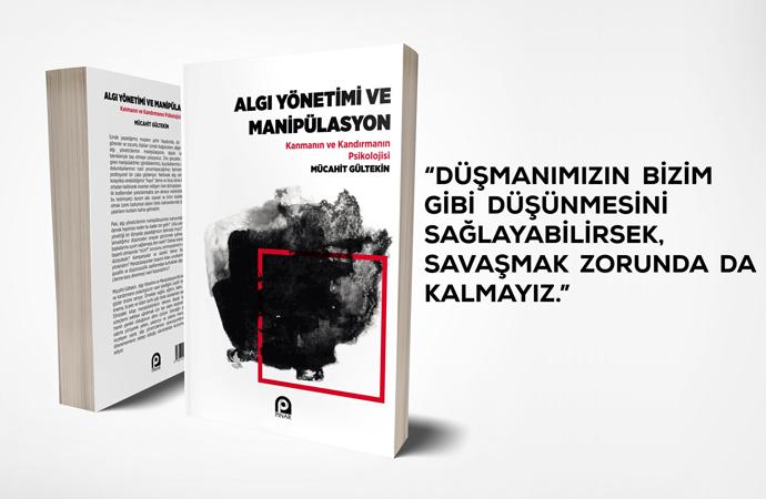 Bir kitap: Algı Yönetimi ve Manipülasyon